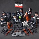 Soldados Segunda Guerra Mundial Waffen S Compatible Bloques