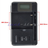 Lcd Teléfono Móvil Li-ion Para Nokia E61i E71 E90i N810 Sm