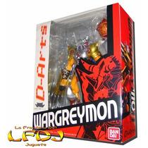 Digimon: D-arts - Wargreymon -lfdj-