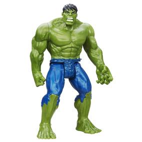 Boneco Vingadores Titan Hero 28cm - Hulk B5772