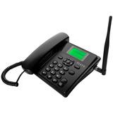 Telefone Celular De Mesa Rural De Mesa Elsys Epfs11 Preto