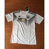 Camiseta Alemania Mundial 2018 Oficial Titular