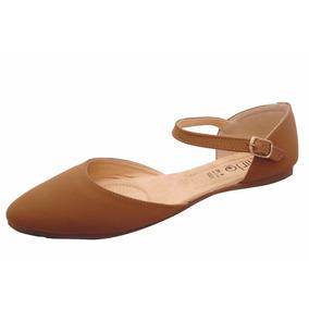 Zapatos De Pizo Flats Para Dama Color Melle