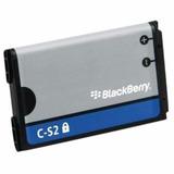 Bateria Pila Blackberry Curve Original 8300 8520 9300 C-s2