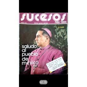 Revista Sucesos De Gustavo Alatriste Usada