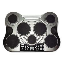 Kboard Lp6080 Bateria Electronica 7 Pads De Sonido