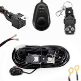 Cableado Barras Control Remoto Switch Relay 63915 / Fernapet