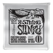 Encordado Ernie Ball 10-74 Guitarra Eléctrica 8 Cuerdas 2625