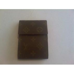 Portachequera Porta Chequera Plegable Louis Vuitton Lv