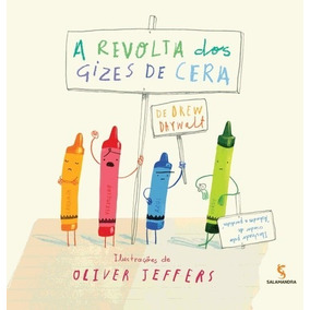 Livro - Revolta Dos Gizes De Cera, A