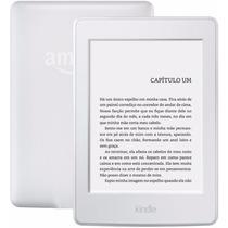 Livro Digital Kindle 8ª Geração Wi-fi 4gb Tela Touch 6