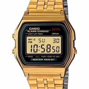 55913818868 Relogio Casio A159wgea 1df Dourado - Relógios De Pulso no Mercado ...
