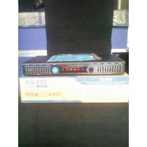 Ecualizador Lsv, Eq-880, 10 + 10 Band Eq. Nuevo.