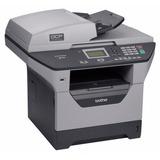 Fotocopiadora Multifuncion Brother Dcp-8085dn - Usada