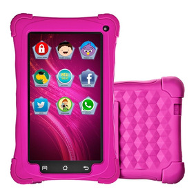 Tablet Mondial Tb-09,tela 7 , 8gb, C/ Suporte De Mesa