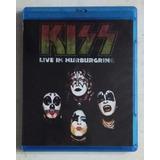 Bluray Kiss Live In Nurburgring Usado