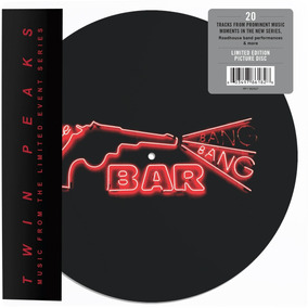 Twin Peaks Music From The Limited Event Series Vinilo Doble