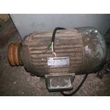 Motor Electrico Trifasico De 4hp Chino 1740 Rpm