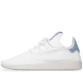 Tenis adidas Pw Tennis Hu - By8718 - Blanco Nacar - Hombre