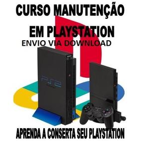 Curso Manutenção Em Playstation