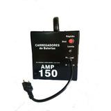 Carregador Baterias Automotivo 12 Volts Até 300 Amperes
