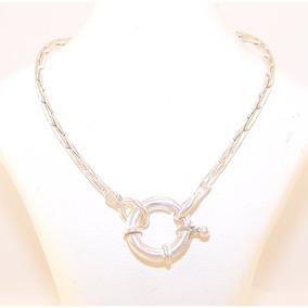 4f62d3f1e636 Collar De Plata 925 Origen Israel - Collares de Acero en Mercado ...