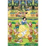 Tapete Infantil Disney Princesas 1,80x1,20m Bebe Conforto