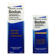 Boston Advance Acondicionador + Boston Advance Cleaner Combo