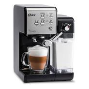 Cafetera Oster Primalatte 6701 Plata 220v Molido Y Capsulas