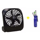 Kit Ventilador Portátil O2 Cool+ Squeeze C/borrifador O2cool