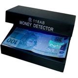 Aparelho Teste Cédula Falsa Dinheiro Rg Cnh Cheque Selos