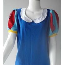 Blusa Tshirt Feminina Princesa Branca De Neve.