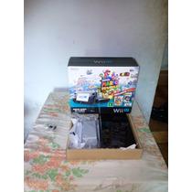 Nintendo Wiiu Detravado 32gb Preto+hd 1tb+sd 64 Gb+190jogos