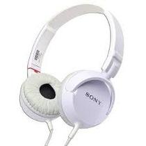 Sony Audífono Blanco Del Modelo Mdr-zx100 Enempaque Original