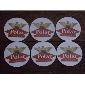 Conjunto De Porta Copos Mdf Cerveja Polar