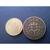 Moneda Portugal 1 Escudo 1926 Km 576 Bronce (c1classic)