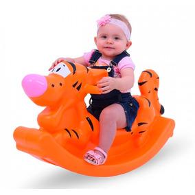 Gangorra Infantil Tigrão Disney Brinquedo Xalingo