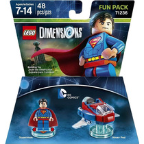 Juego Pack Lego Dimensions Superman Acc Ibushak Gaming