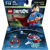 Juego Pack Lego Dimensions Superman Acc Ibushak Gaming