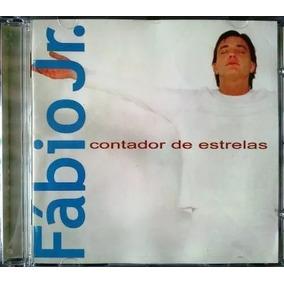 Cd Fábio Júnior Original Contador De Estrelas Envio Rapido