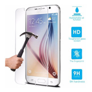 Film Protector Gorila Glass Templado Samsung S6  Caseros