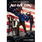 Ash Vs Evil Dead-serie Completa