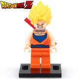 Goku Dragon Ball Z Compatible Con Lego