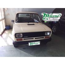 Fiat 147 Ano/mod: 1978