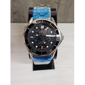 Reloj Omega Seamaster 007 Bullet Back 40mm (fotos Reales)