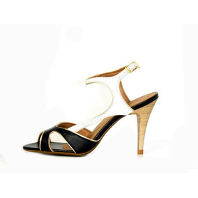 Kit 4 Pares Sandálias Revenda 34 Sapatos Feminino Atacado