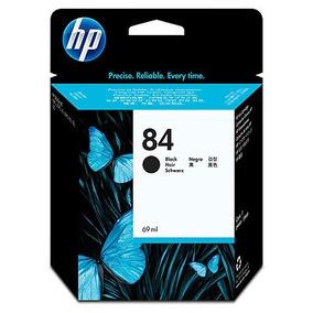 Hewlett Packard Cartucho Tinta Negro Para Designjet 10ps,20p