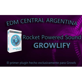 Rocket Powered Sound Growlify Vst