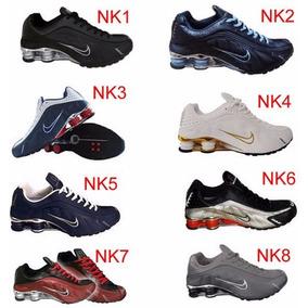 Nike Shox Varias Cores E Modelos Masculinos E Femininos
