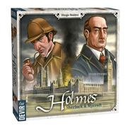 Holmes Sherlock & Mycroft Devir Español Juego Mesa Scarlet